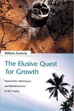 The Elusive Quest for Growth, by William Easterly