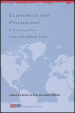 Economics and psychology (MIT Press)