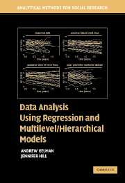 Data Analysis Using Regression and Multilevel/Hierarchical Models (CUP)